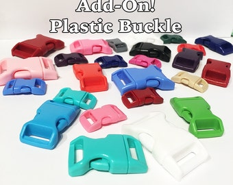 Add-On!: Plastic Buckle (For Tug-Proof Collars!)