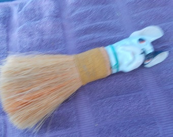Vintage Bulldog Cloths Brush