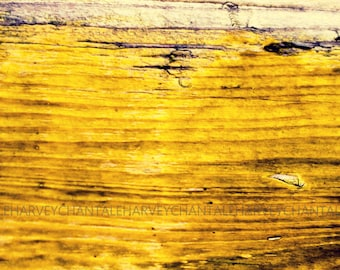 Photography print  abstract yellow picture fine art printing 8x12 10x15 12x18 14x21 16x24 18x27 interior decoration fiber wood texture photo