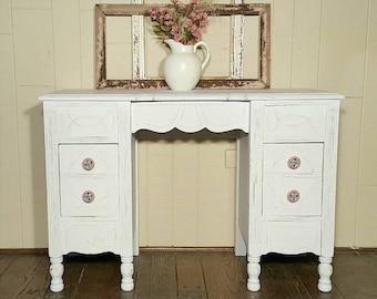 Antique child's vanity/ desk SOLD!