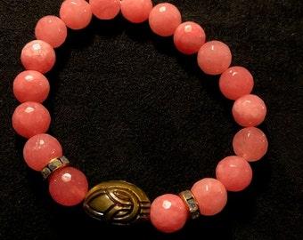 rose marble braclet