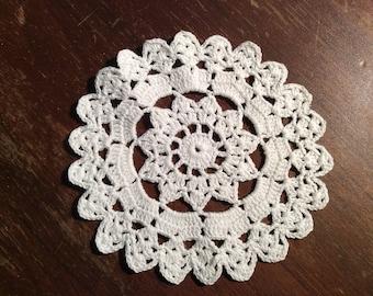 Doily, small, handmade