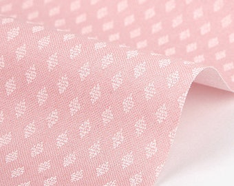 DailyLike Fabric (Cotton) - A warm heart : diamond pollen