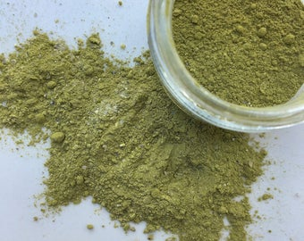 Green Tea: Facial Cleansing Grains