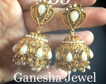 Indian Earings Jhumka