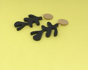 Mini Matisse Drop Earrings