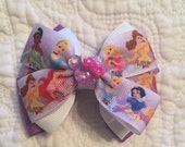 Princesses Are The Best Bow