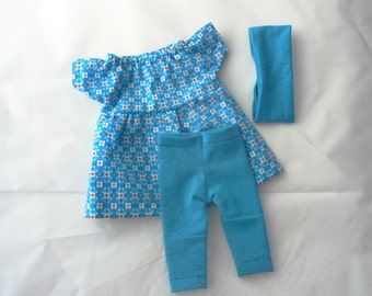 """Doll clothes, for dolls size 12"""" - 14"""""""