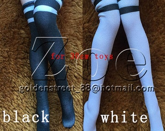 1/6 scale stockings for phicen hotstuff lovely doll [stockings only]
