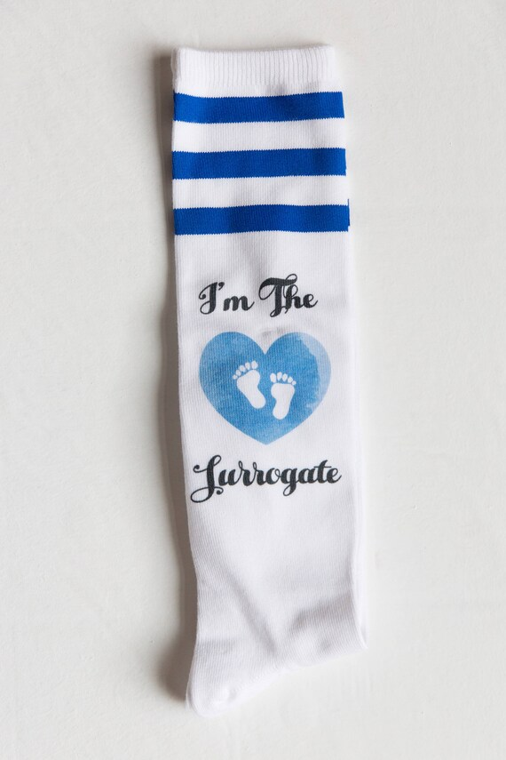 Surrogate Socks, IVF Socks, Infertility, IUI Socks