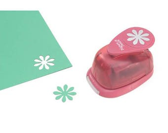 Picture Punch Daisy Paper Punch, 1 Inch - Scrapbooking and Cards