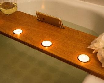 Bath tray, Bath buddy, Bath Spa