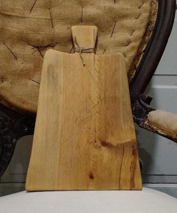 Decorative Farmhouse Wooden Cutting Board Wooden Cutting