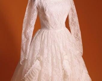 Antique lace dresses uk