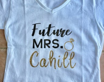 Future Mrs. T Shirt