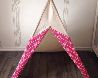 Teepee, play tent - model CANDY ARROW