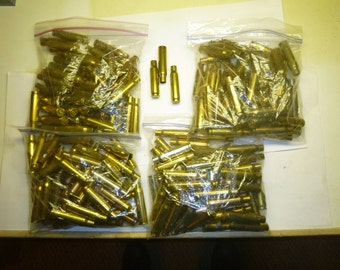 Reloading brass-. 223 cal. 1,000 count, cleaned Mixed HS COMMERCIAL BRASS
