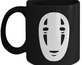 Anime Mugs - Kaonashi - Ideal Fantasy Gifts