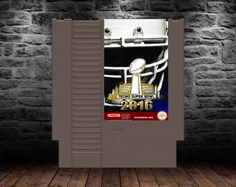 Tecmo Super Bowl 2016 - Fantasy Football Never Played So Good - NES