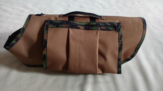 Waterproof Dog Backpack