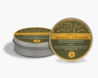 Shea Body & Hair Butter