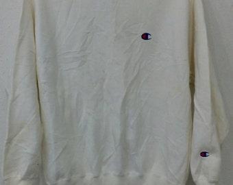 Rare champion sweatshirts L size