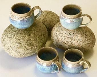 Lavender Mug Set (4)