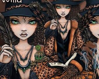 Willa- Myka Jelina - Bohemian Shaman - PSP Tube