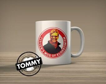 Liverpool Jurgen Klopp Mug - Mug of Klopptomism