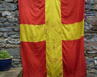 Ravishing R Signal Flag. Coastal Decor. Super for Beach House