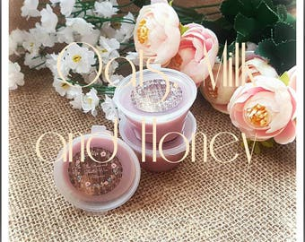 Oats, Milk and Honey Wax Melt 20g Shot Pot. Clean Scent. Baby Shower Gift. Gift For Her.New Baby Gift.Pampering Scent. Mother's Day