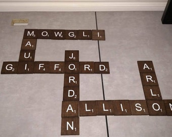 Scrabble family names