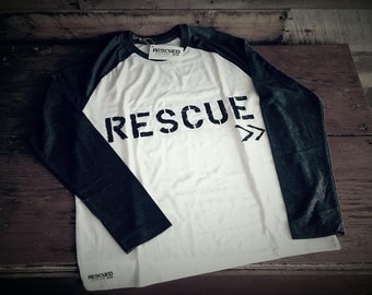 RESCUE>> by RESCUEDrustics Tee