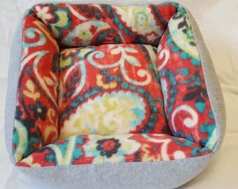 Paisley Small Pet Bed