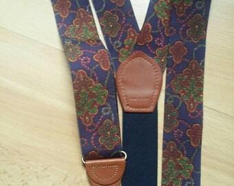 Funky Vintage Suspenders
