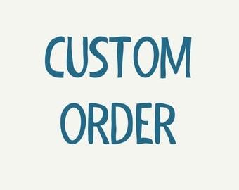 Custom Original Design Vinyl Decal