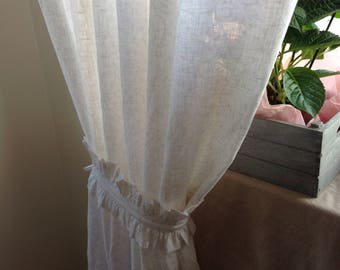 linen curtains white linen curtains