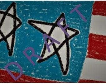 Flag by KidCanvas