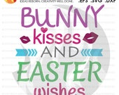 SVG Cutting File, Bunny K...