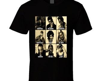 Wu Tang Legacy Tshirt
