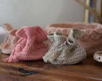 Box purses to crochet