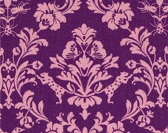 Echino Gothic Leopard in Purple
