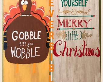 Thanksgiving/Christmas