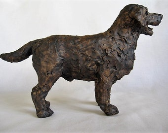 Labrador Retriever/Ceramic Labrador Dog