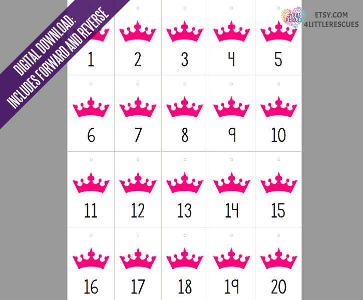 Luscious image in free printable live sale numbers