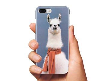Llama case funny lama case cute  phone Samsung Galaxy S7 case Samsung Galaxy S7 Edge case Samsung Galaxy S6 case Samsung Galaxy S6 Edge case