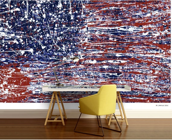 American flag america wall mural american flag wall mural for American flag wall mural