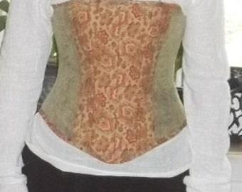 Handmade Victorian Corset
