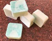 Men's Favorite Bar! / Goat Milk Soap With Pumice Powder & Jojoba Beads