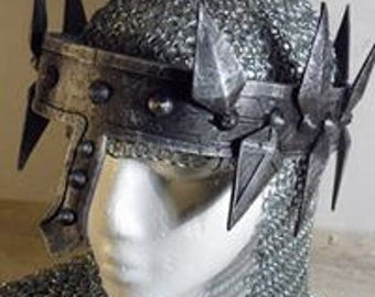 Dantes inferno replica crown (crown only)